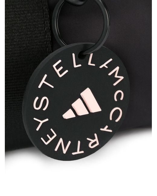 Adidas By Stella McCartney ラウンド ダッフルバッグ Black