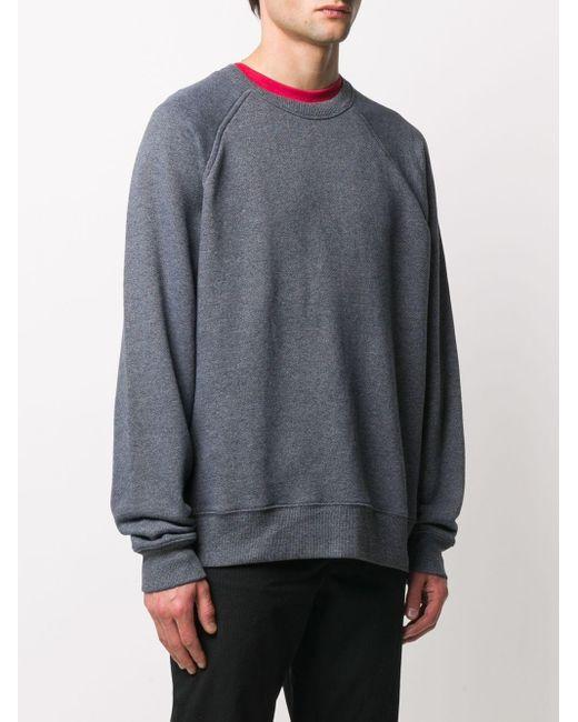 メンズ Acne スウェットシャツ Gray