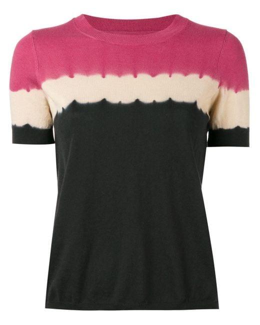 970f0f854 Camiseta Branson de mujer de color negro