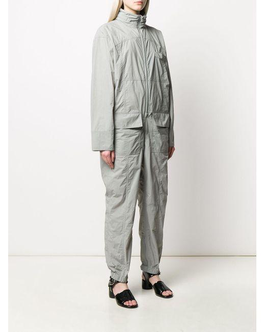 Maison Margiela ジャンプスーツ Gray