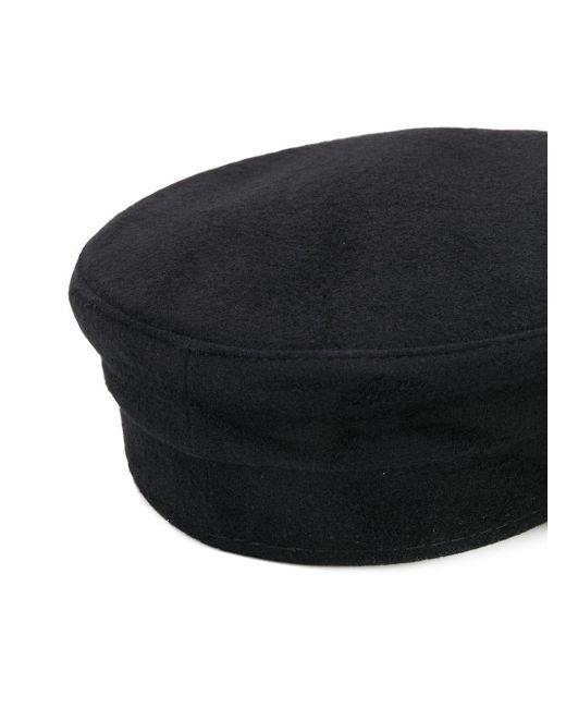 Ruslan Baginskiy ロゴ ベイカーハット Black
