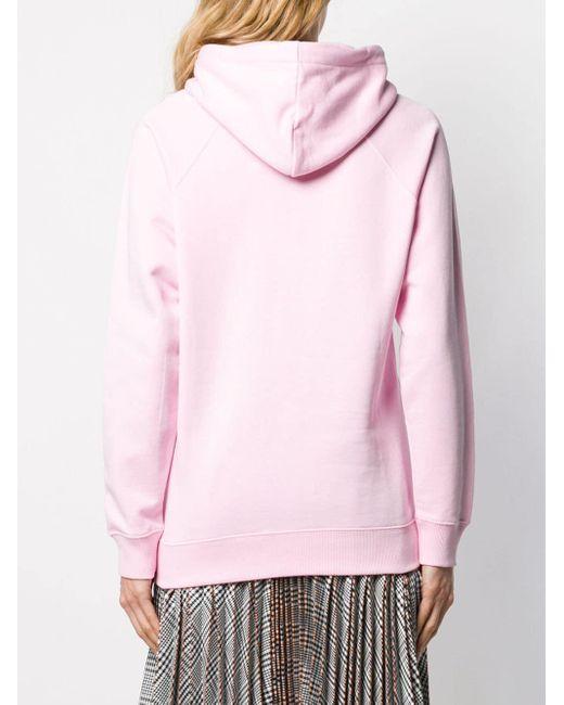KENZO ロゴ パーカー Pink