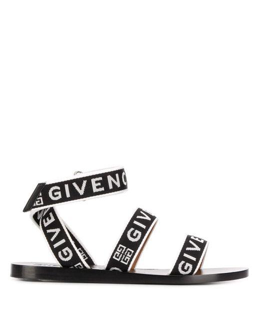 Givenchy Sandalen Met Bandjes in het Black
