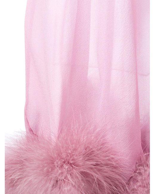 Gilda & Pearl Diana ベビードール Pink