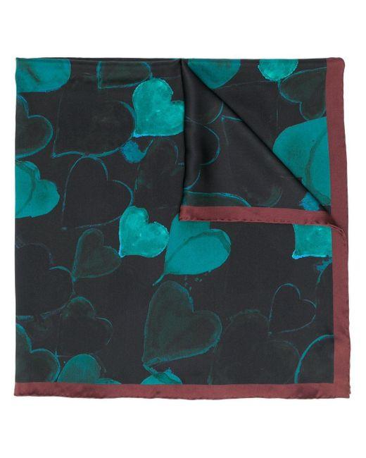 Lanvin ロゴ スカーフ Multicolor