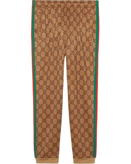 メンズ Gucci GGジャガード スウェットパンツ Multicolor