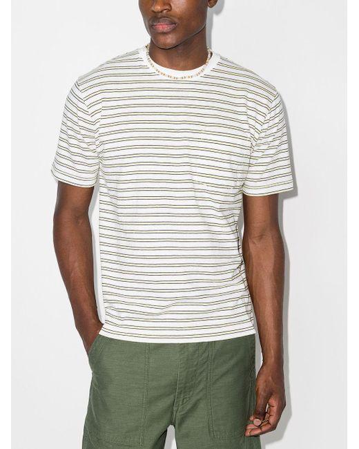 メンズ Beams Plus ショートスリーブ Tシャツ Multicolor