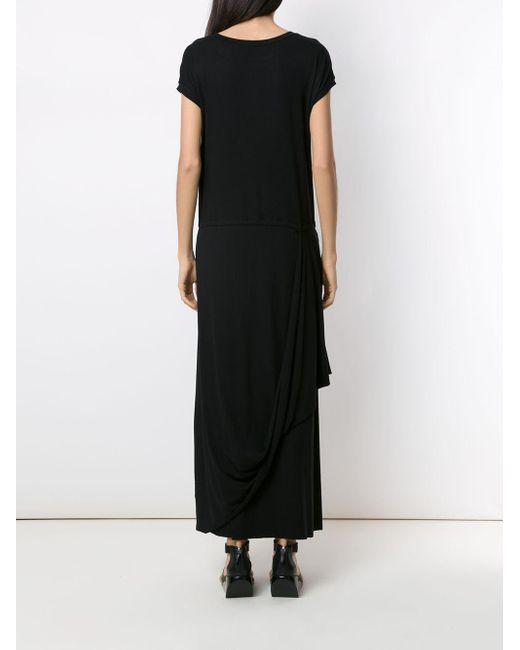 UMA | Raquel Davidowicz Rain ロングドレス Black