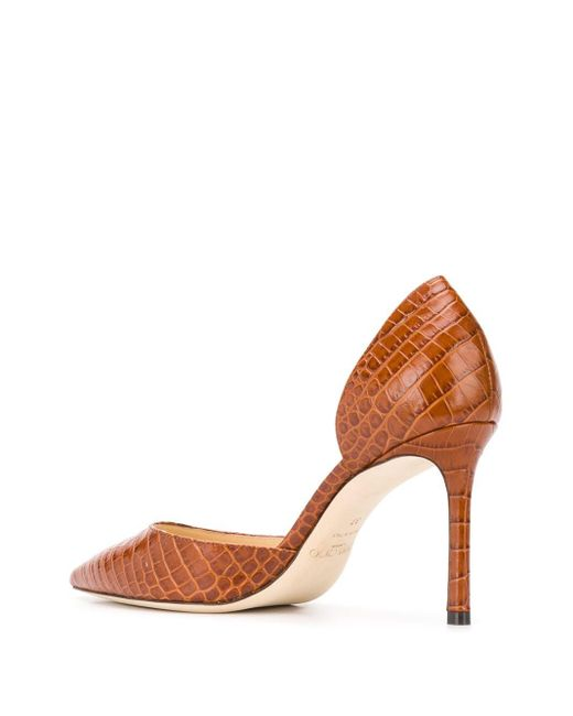 Jimmy Choo Esther パンプス Brown