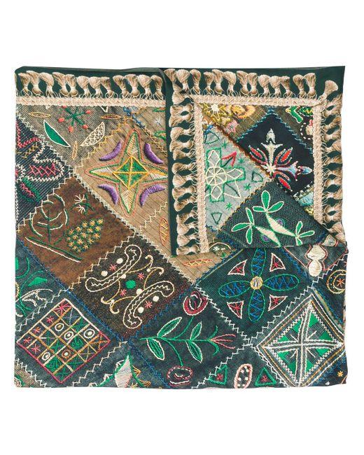 Pierre Louis Mascia パッチワーク スカーフ Multicolor