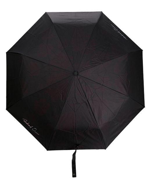 Richard Quinn Black Compact Umbrella