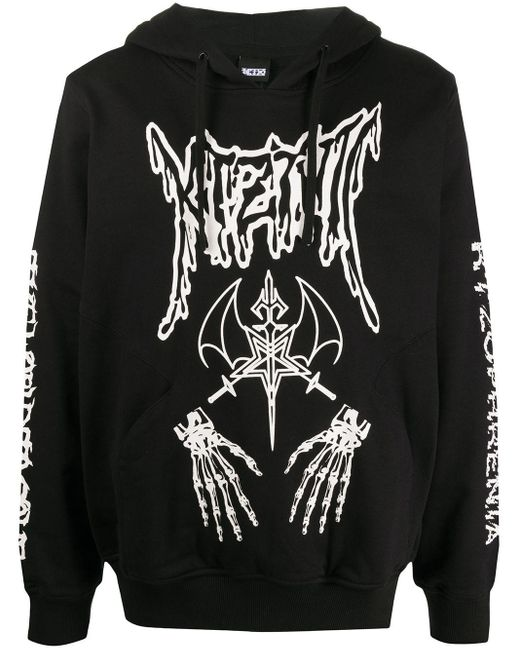 KTZ Dead Metal パーカー Black