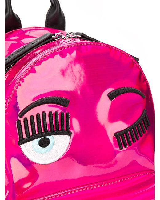 Chiara Ferragni バックパック Pink