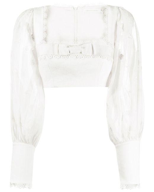 Zimmermann Super Eight トップ White