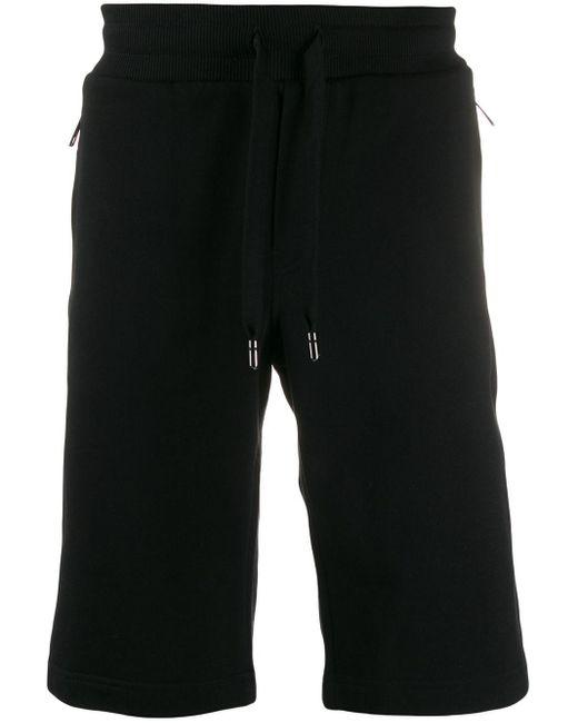 メンズ Dolce & Gabbana トラックショーツ Black