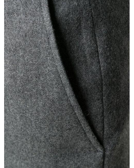Юбка С Потайной Застежкой Thom Browne для него, цвет: Gray