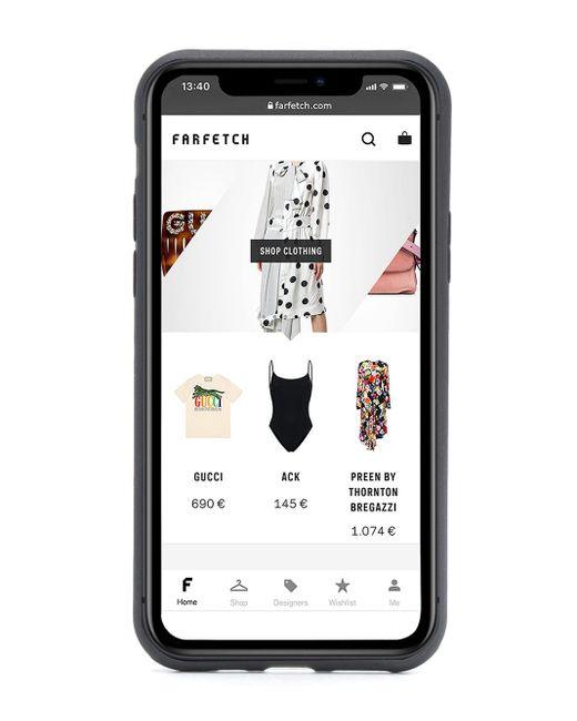 メンズ Palm Angels Iphone 11 Pro ケース Black