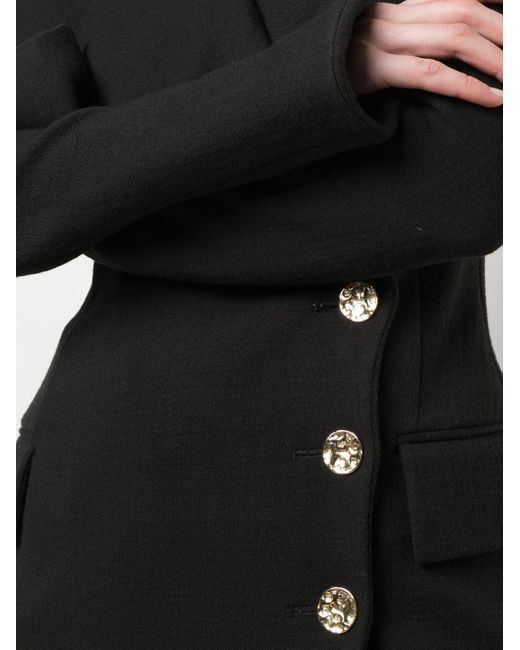Жакет Из Джерси С Широкими Лацканами Proenza Schouler, цвет: Black