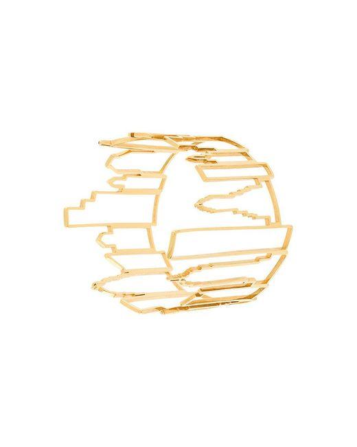 Catalina D'anglade - Metallic Soho Bracelet - Lyst