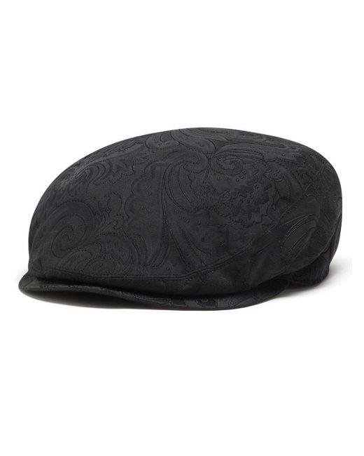 Жаккардовая Кепка Dolce & Gabbana для него, цвет: Black