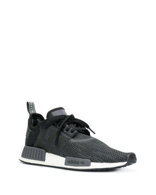 Кроссовки Originals Nmd_r1 Adidas, цвет: Black