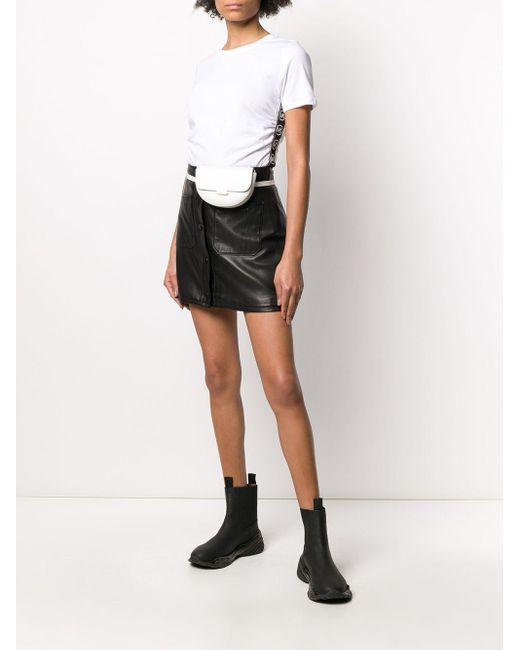 MICHAEL Michael Kors シャーリング Tシャツ White