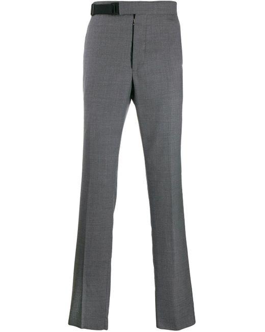 メンズ Maison Margiela バックル パンツ Gray