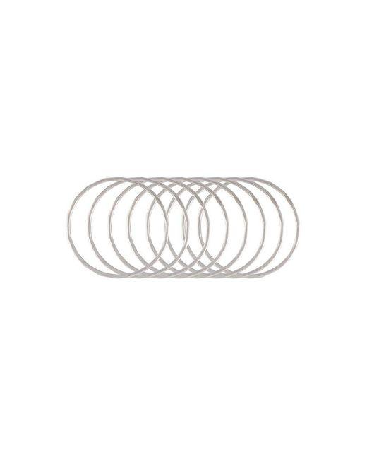 Melissa Joy Manning - Metallic Set Of 8 Stacking Rings - Lyst