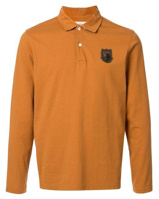 メンズ Kent & Curwen カラーブロック ポロシャツ Multicolor