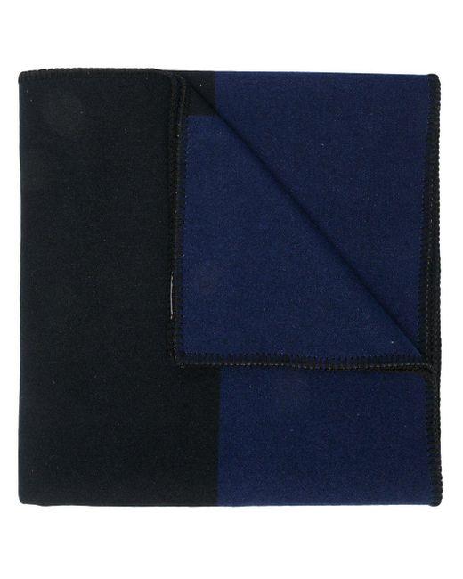 CALVIN KLEIN 205W39NYC Calvin Klein X Pandleton Peter Saddle ブランケット Blue