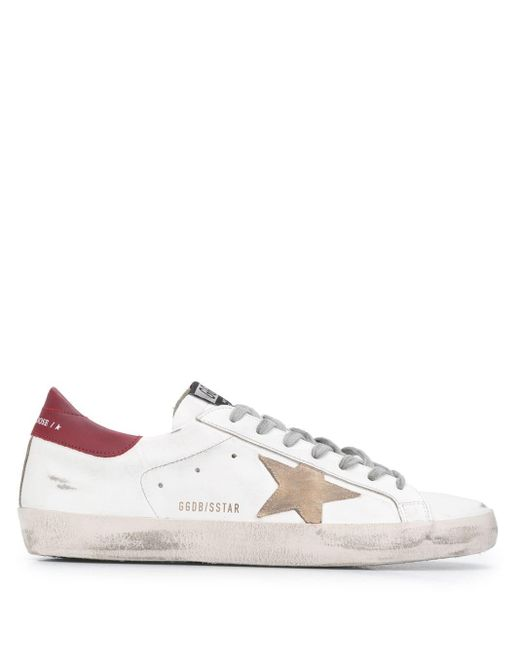 Golden Goose Deluxe Brand 'Superstar' Sneakers in White für Herren