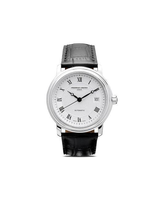 Наручные Часы Classics Automatic 40 Мм Frederique Constant для него, цвет: White