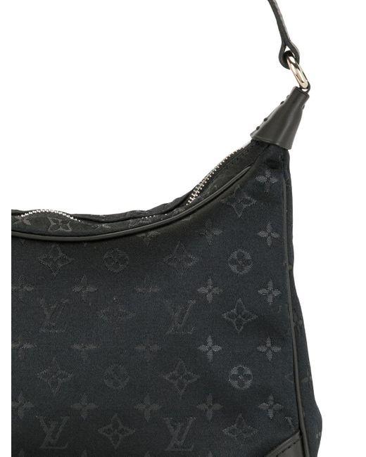 Сумка На Плечо Little Boulogne 2001-го Года Louis Vuitton, цвет: Black