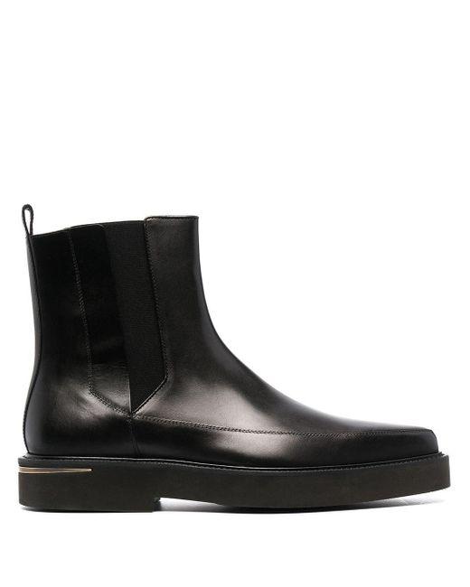 Ботинки По Щиколотку Cesare Paciotti для него, цвет: Black