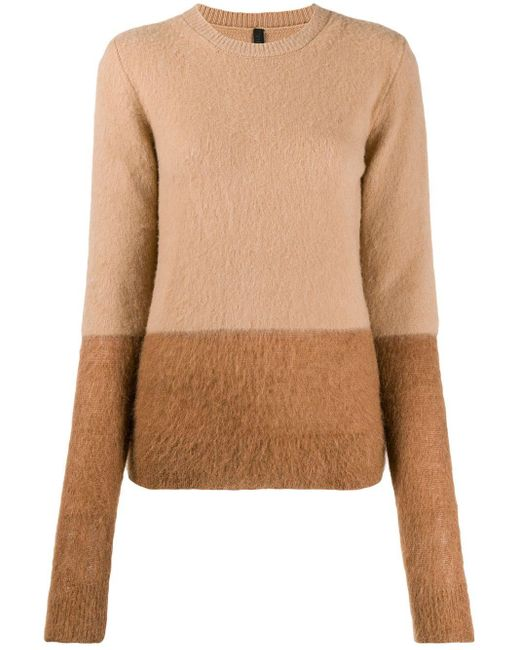 Unravel Project バイカラー セーター Multicolor