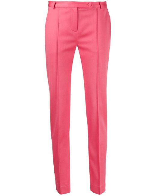 Styland スリムパンツ Pink