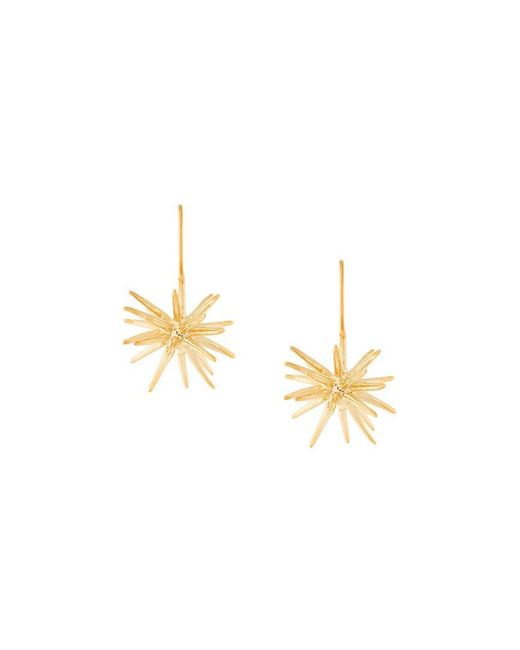 Wouters & Hendrix - Metallic 'my Favourite' Earrings - Lyst