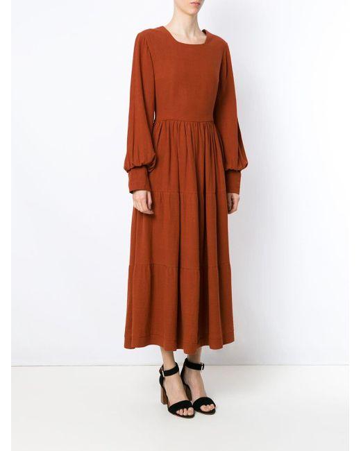 Inca Dress Olympiah, цвет: Brown