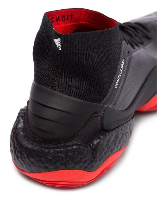 Кроссовки Predator Adidas для него, цвет: Black