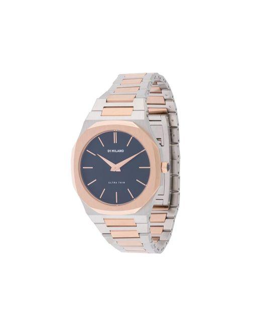 D1 Milano Abisso 腕時計 Metallic