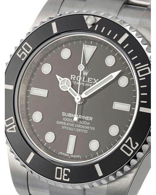 Наручные Часы Submariner 2014-го Года Pre-owned Rolex для него, цвет: Black