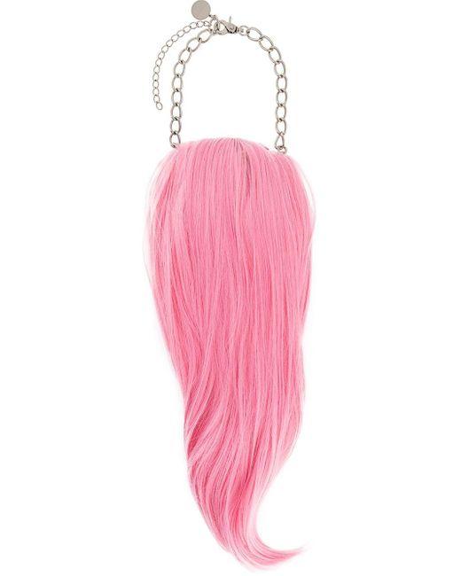 Comme des Garçons オーバーサイズ ネックレス Pink