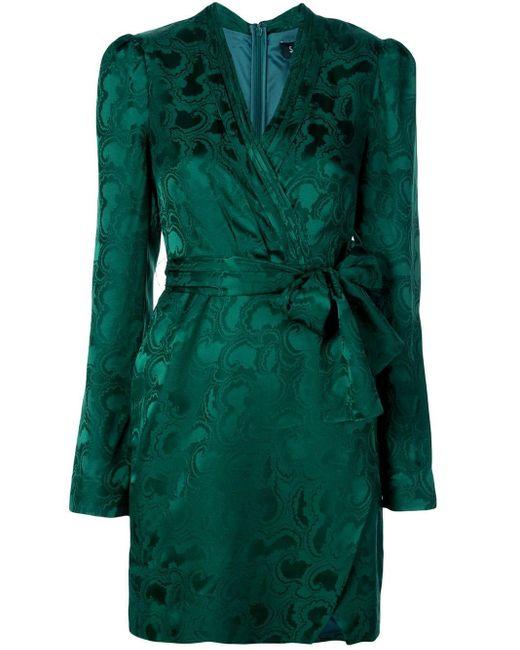 Saloni Bibi ドレス Green