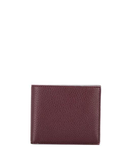 メンズ Maison Margiela 二つ折り財布 Purple