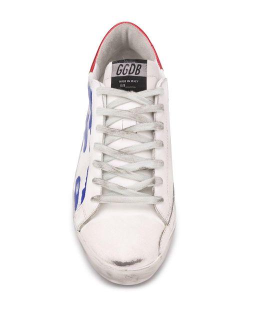 メンズ Golden Goose Deluxe Brand Superstar スニーカー White