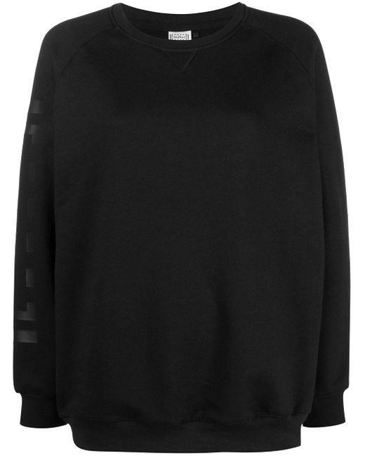 Wolford Black Oversized Sweatshirt