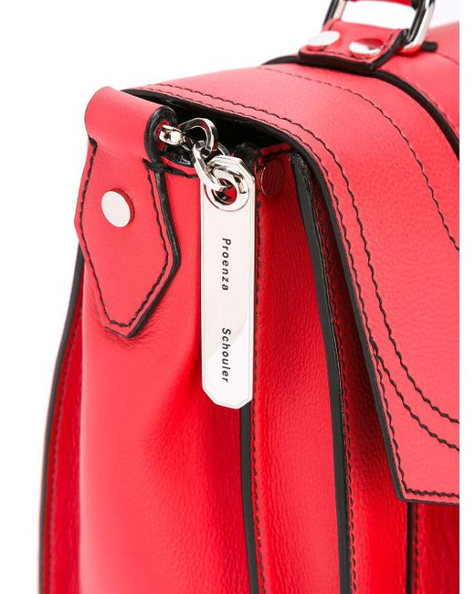 Средняя Сумка На Плечо 'ps1+' Proenza Schouler, цвет: Red