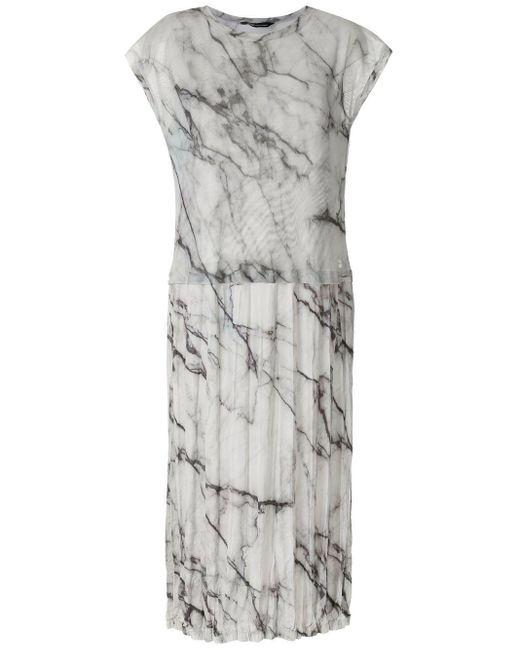 UMA   Raquel Davidowicz Carpenter ドレス White