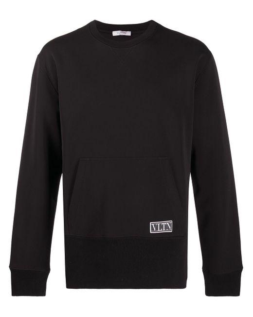 メンズ Valentino Vltn スウェットシャツ Black