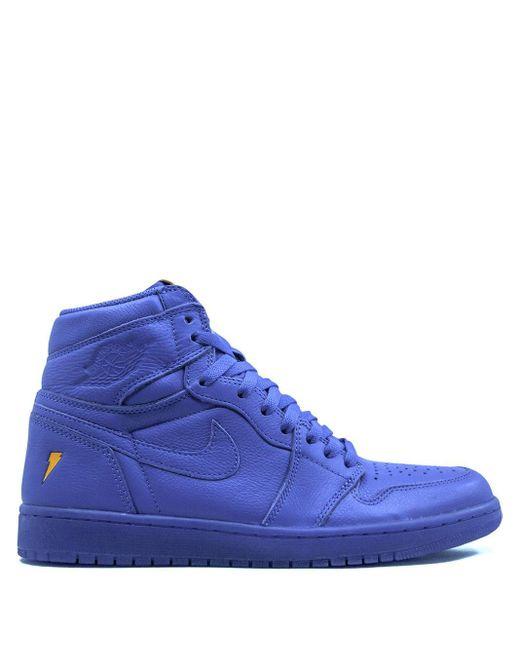 メンズ Nike Air 1 Retro Og スニーカー Blue